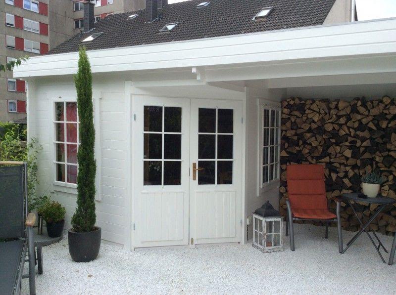 Gartenhaus Modell Hanna 40 Gartenhaus Modell Hanna 40 Haus Gartenhaus Gartenhaus Pultdach