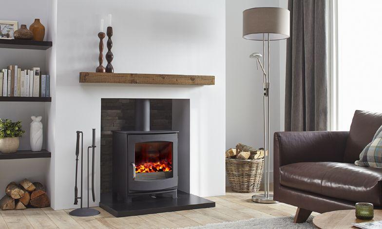 dgfires.co.uk Ivar Low wood burning stove Original Grate Expectations,  Station Road - Dgfires.co.uk Ivar Low Wood Burning Stove Original Grate