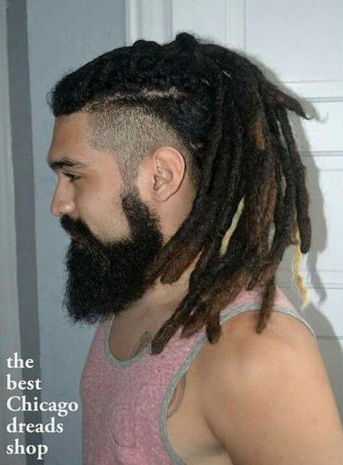 60 Hottest Men\u0027s Dreadlocks Styles to Try