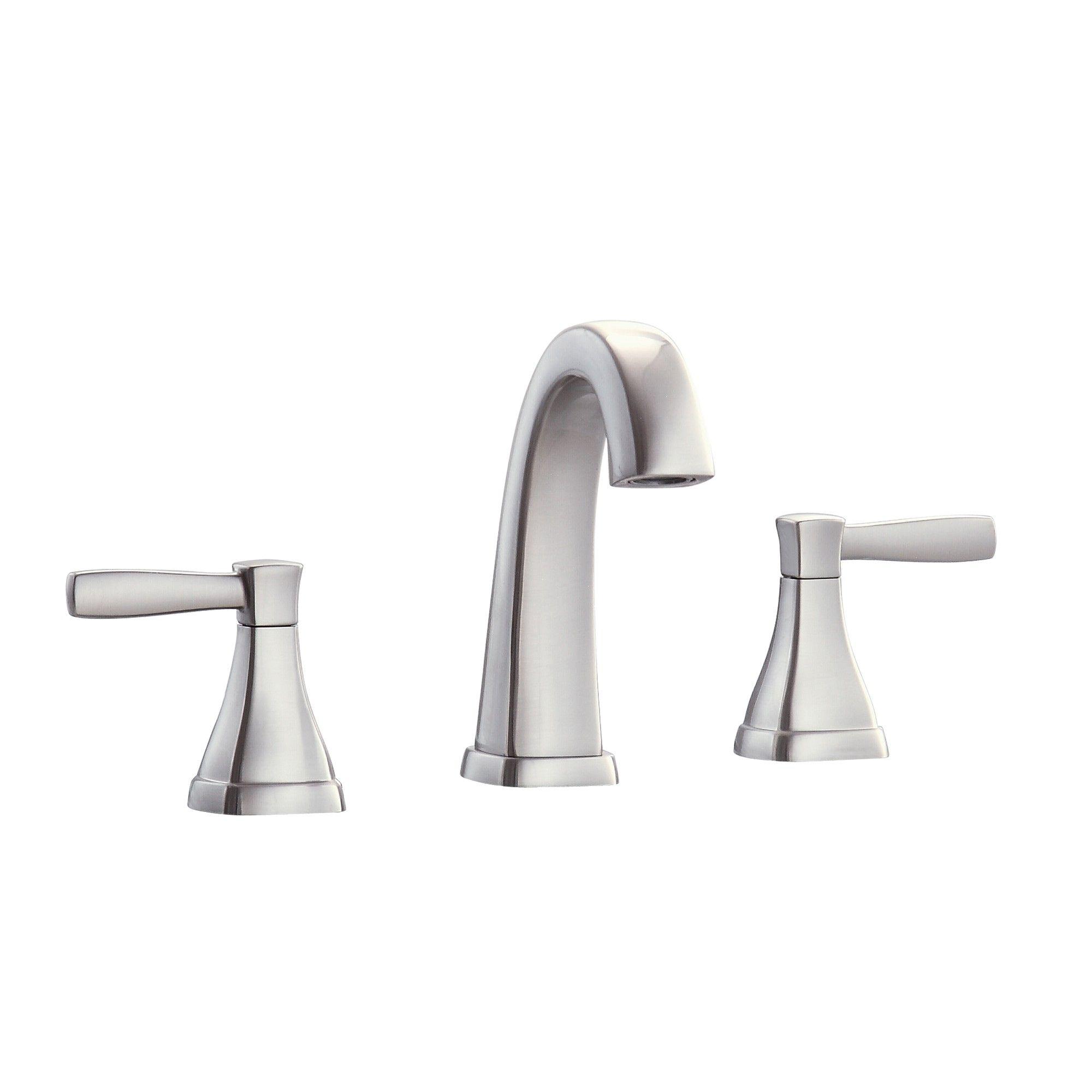 210 Widespread Bathroom Faucets Ideas, Bathroom Faucets Widespread Brushed Nickel
