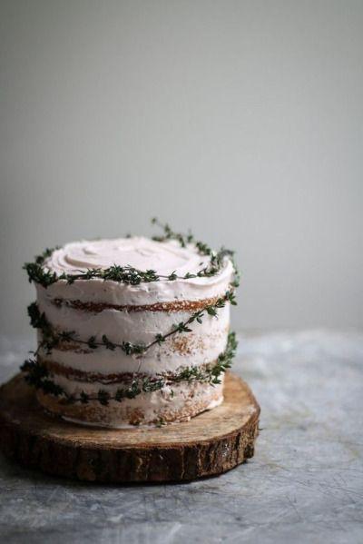 Blood Orange Thyme Cake   Twigg Studios