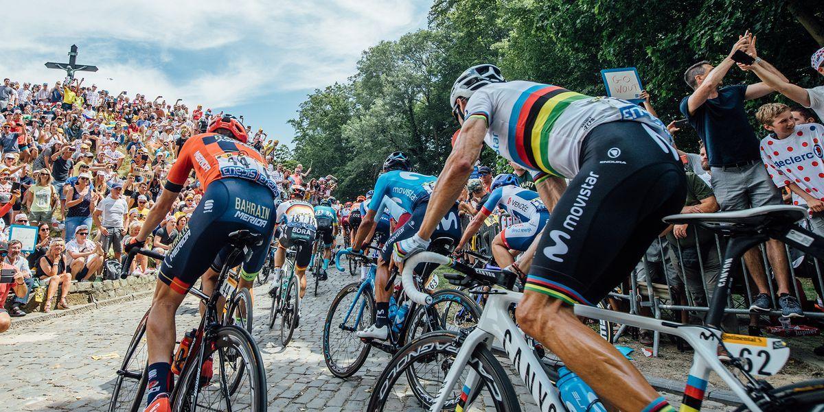 The Crazy Tour de France Fans Photos - ABC News