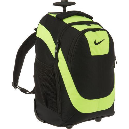 big sale a8718 a0e7e nike rolling backpack black