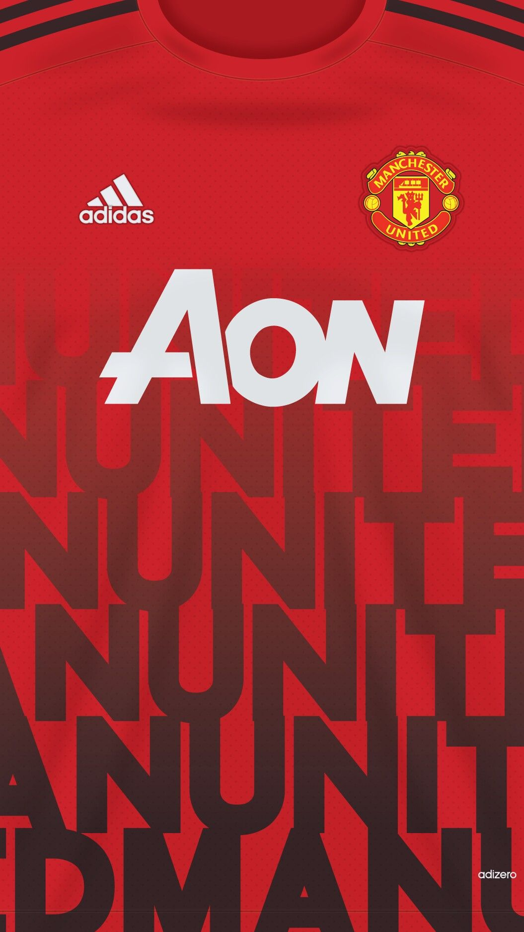 Manchester United 16 17 Pre Match Kit Manchester United Wallpaper Manchester United Football Manchester United