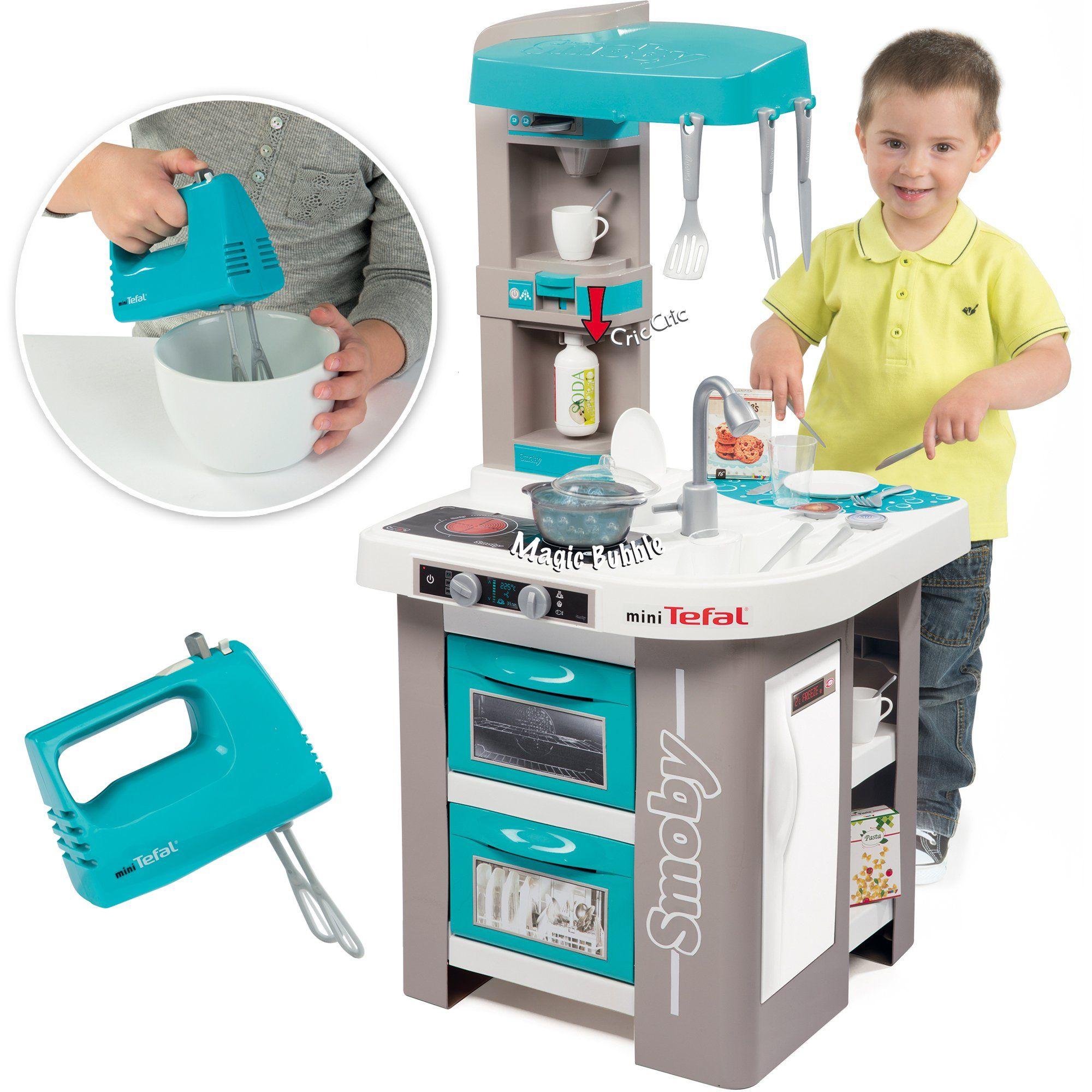 Zabawki Na Prezent Smoby Kuchnia Dla Dzieci Studio Bubble 26