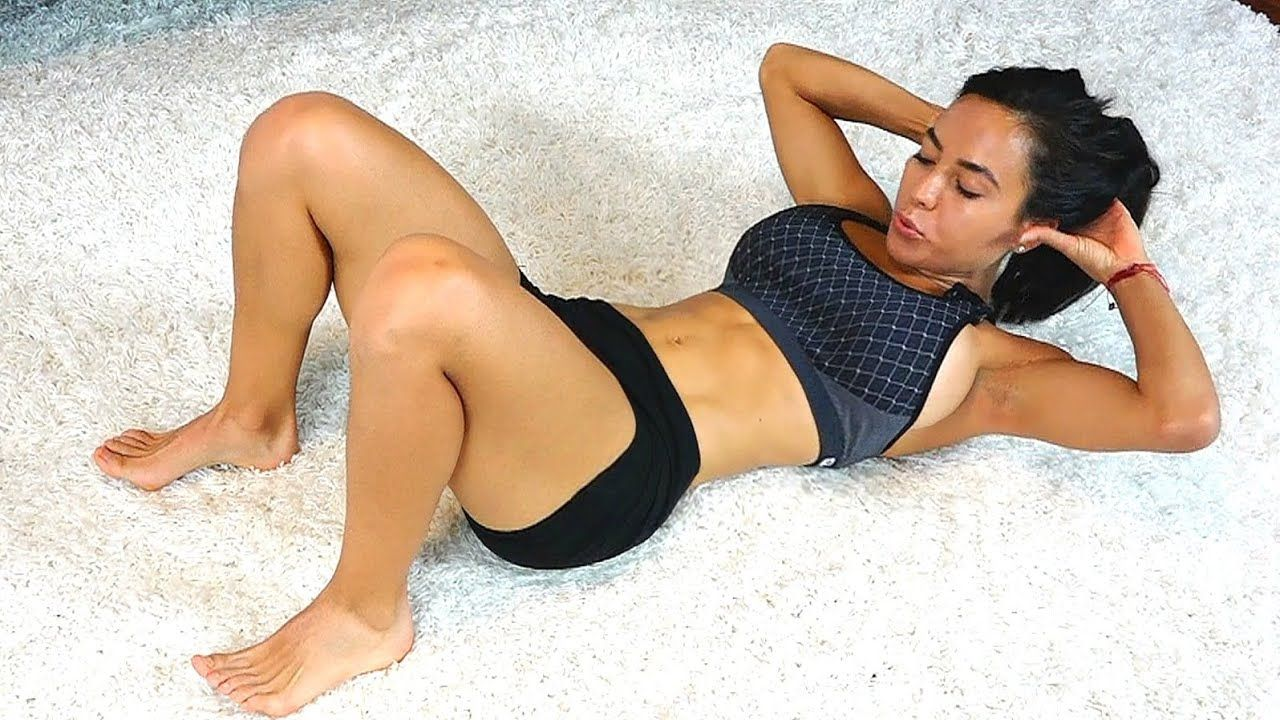 Intense 15 MIN ABS WORKOUT CHALLENGE for a Firm Stomach! #15minworkout