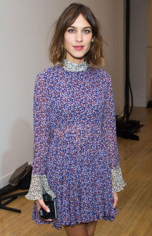 Fashion Week de Londres : les people des premiers rangs | Vestidos ...