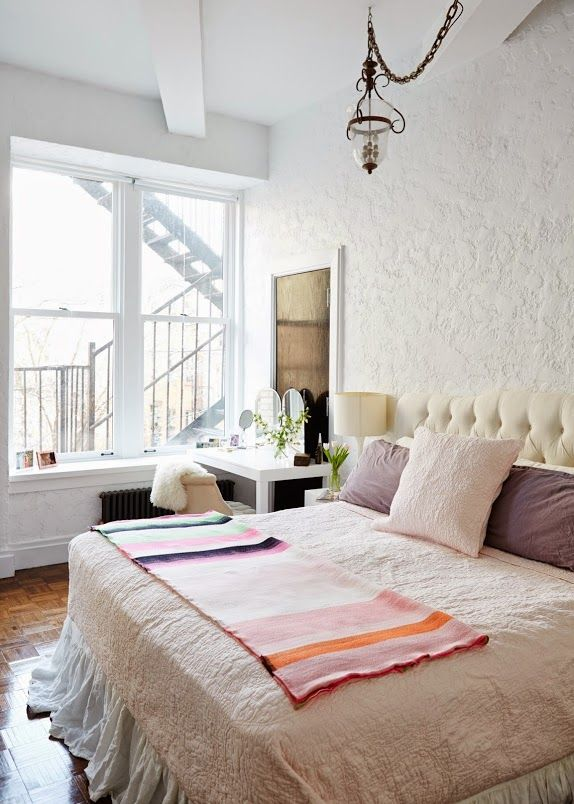 West Village Apartment Tour Home Bedroom Apartment Decor New York City Apartment