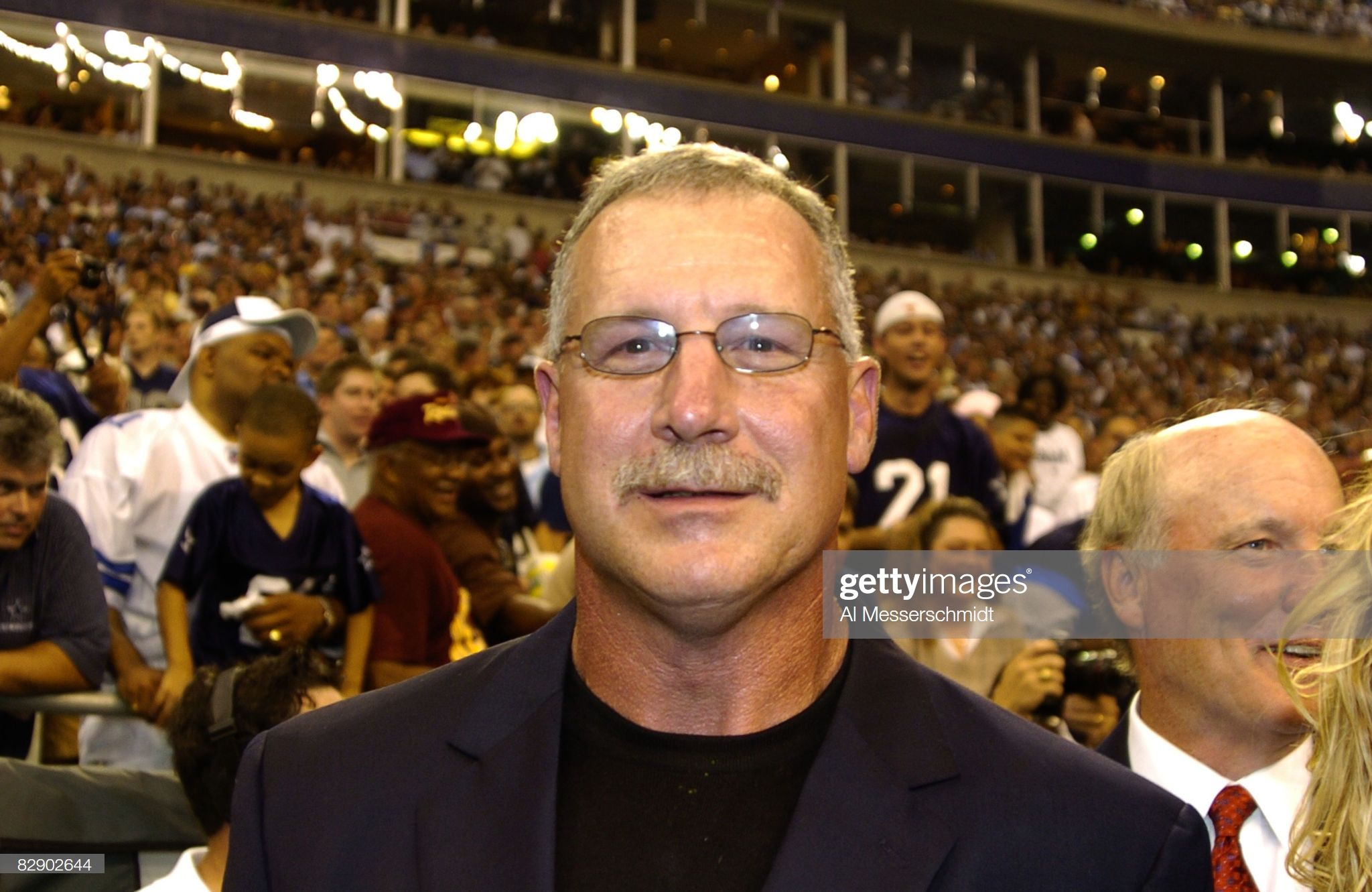 Former Dallas Cowboys defender Randy White on the