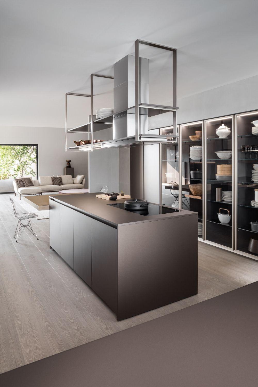 Pensili Cucina Moderni.Cappe Accessori Dada Nel 2019 Arredo Interni Cucina