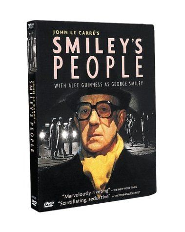 Smiley S People Videorecording Produced By Jonathan Powell Dramatized By John Le Carre And John Hopkins Directed By George Smiley George John Le Carre