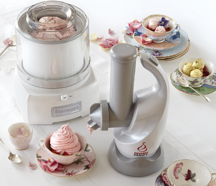 Cuisinart ice 21 frozen yogurt sorbet ice cream maker - Accesorios para cafeteria ...