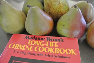 Madame Wong's Steamed Pear Dessert | Odds & Hens