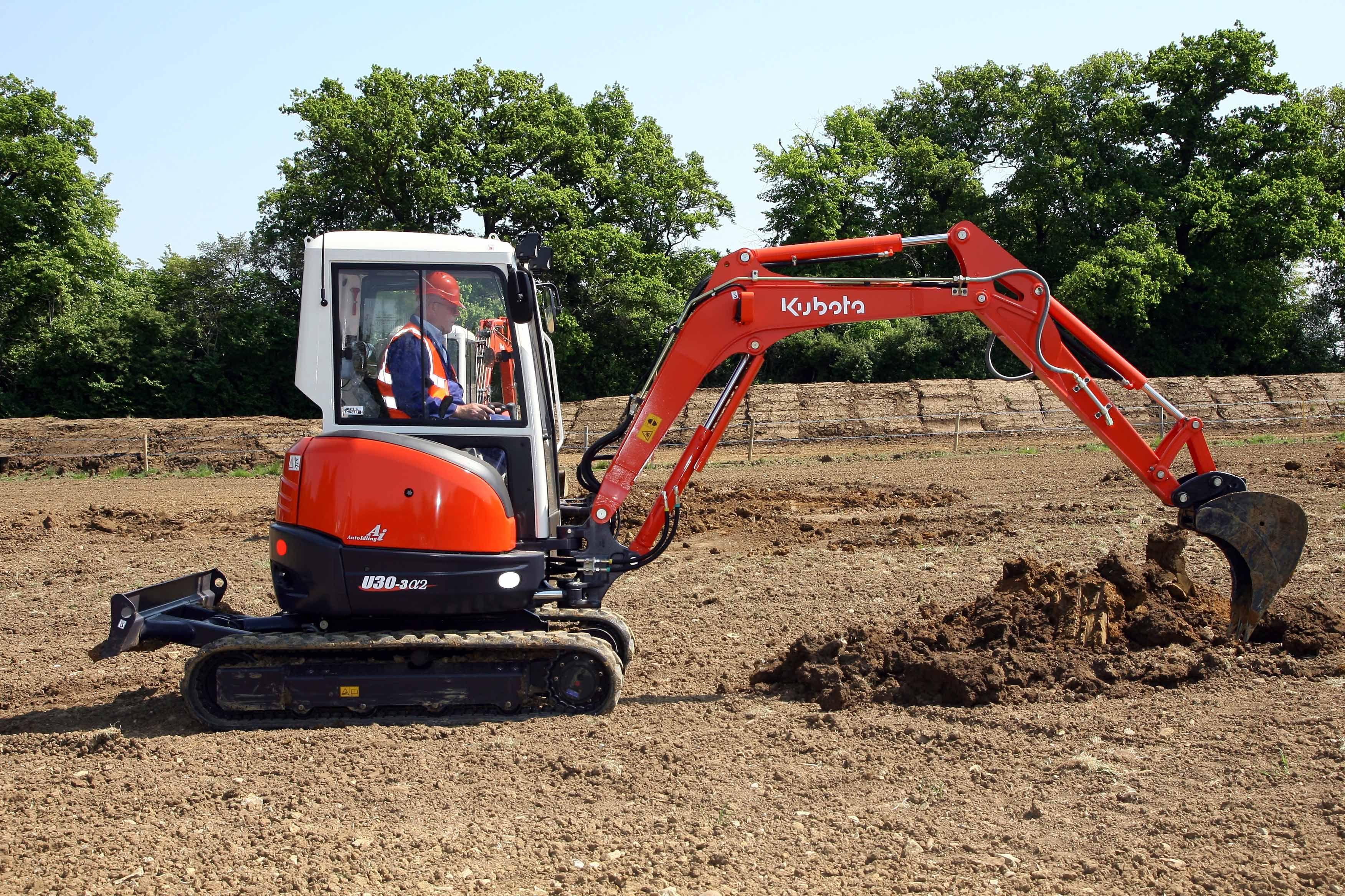 mini excavator - Google Search   Tractor   Pinterest   Tractor