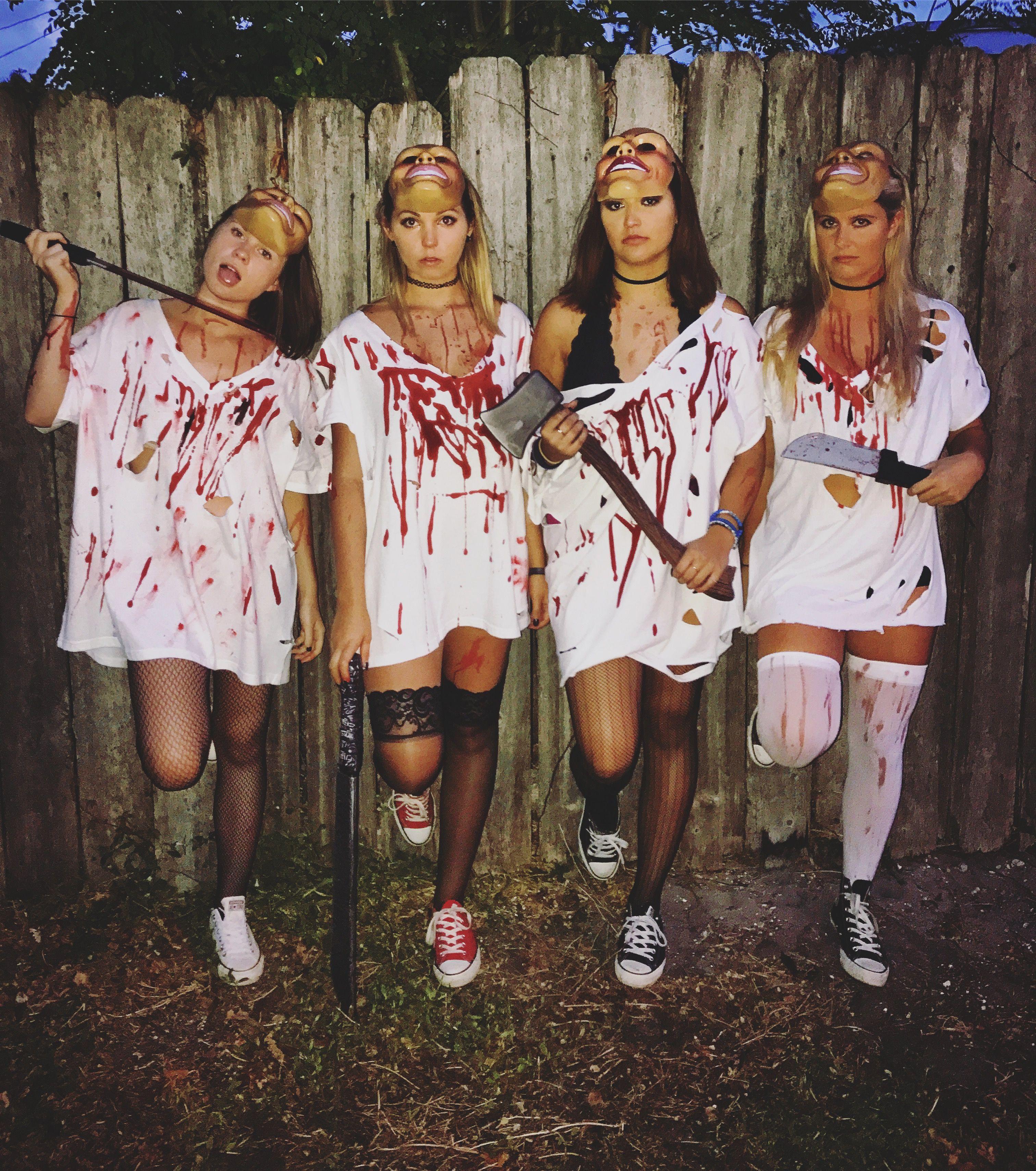 Purge Halloween Costume Cool Diys Halloween Costumes Halloween