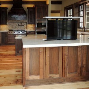 Motorized Kitchen Cabinets Furniture  Httpshanenatan Pleasing Design Of Kitchens Inspiration