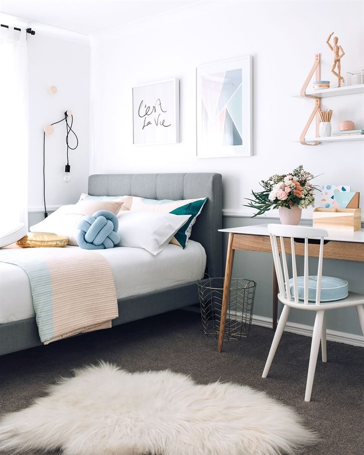 10 Best Teen Bedroom Ideas   Cool Teenage Room Decor For Girls And Boys  #teenBedroom