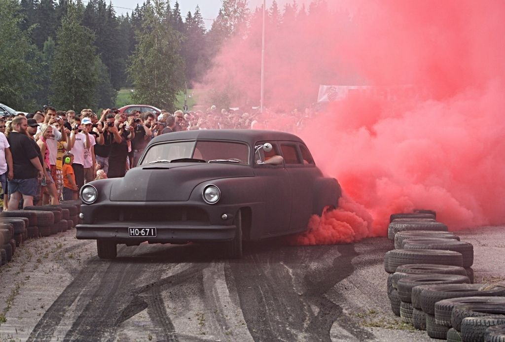 American cars in Finland..Limo Service