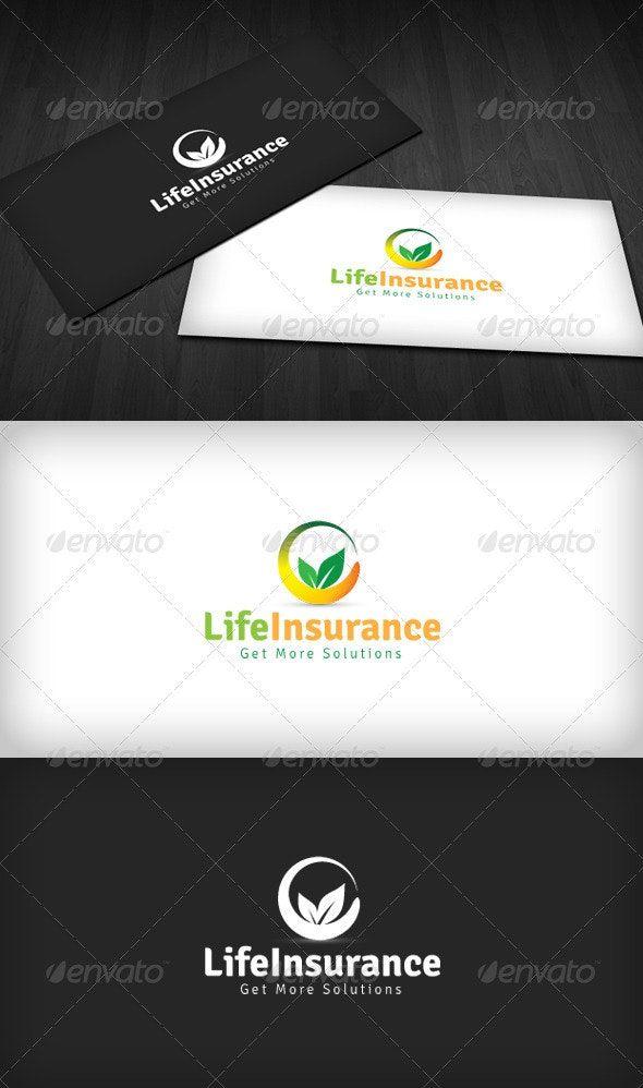 Life Insurance Logo Vector Eps Insure Living Insurance