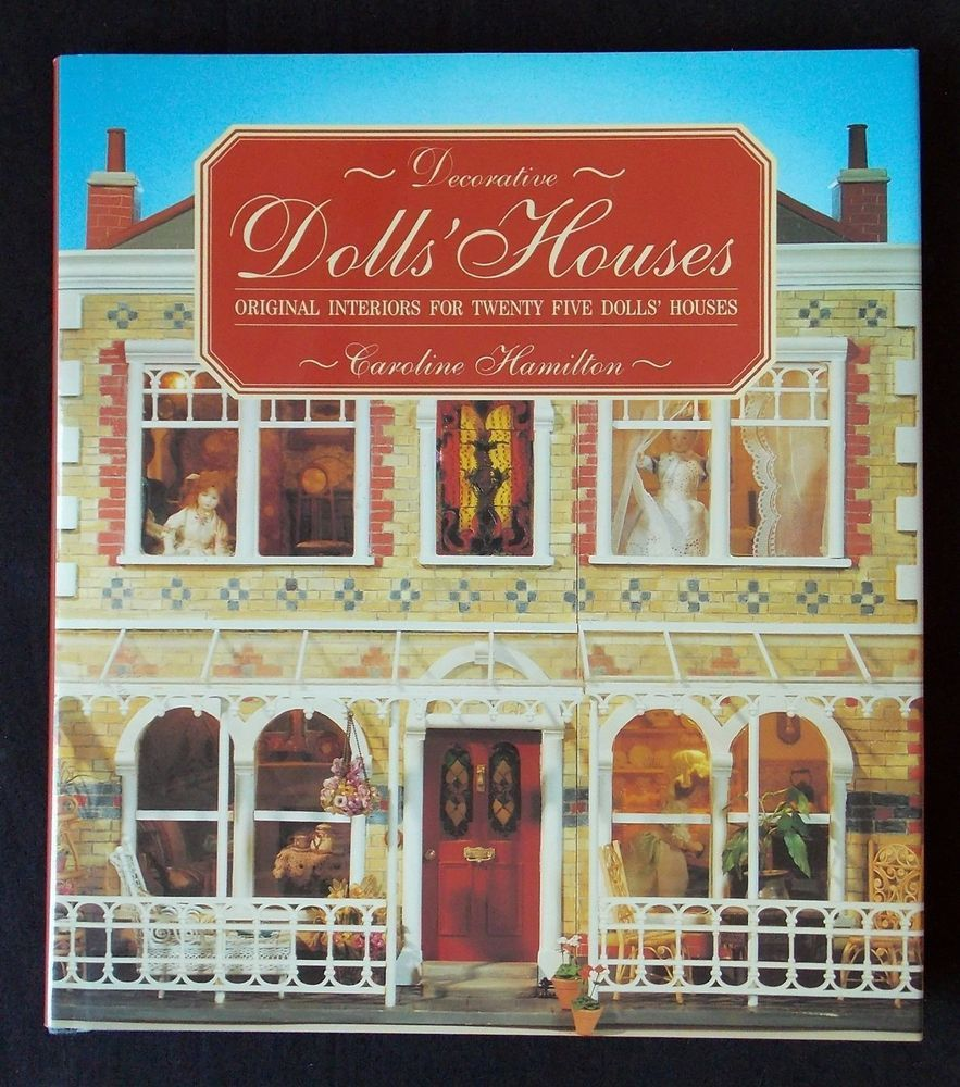 Decorative dolls houses book interiors for 25 houses