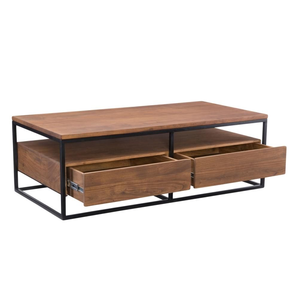 Vancouver Coffee Table Coffee Table Coffee Table With Storage Moe S Home Collection [ 1000 x 1000 Pixel ]