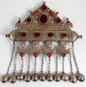 Old kuchi pendant afghanistan by rachelle things i love old kuchi pendant afghanistan by rachelle aloadofball Gallery