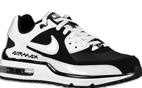 newest collection f5c1a bd4e3 Air Max Wright-black white