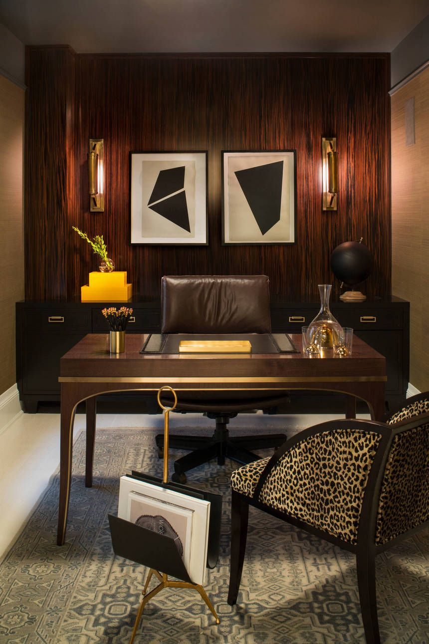 Check out the beauteous home office plan