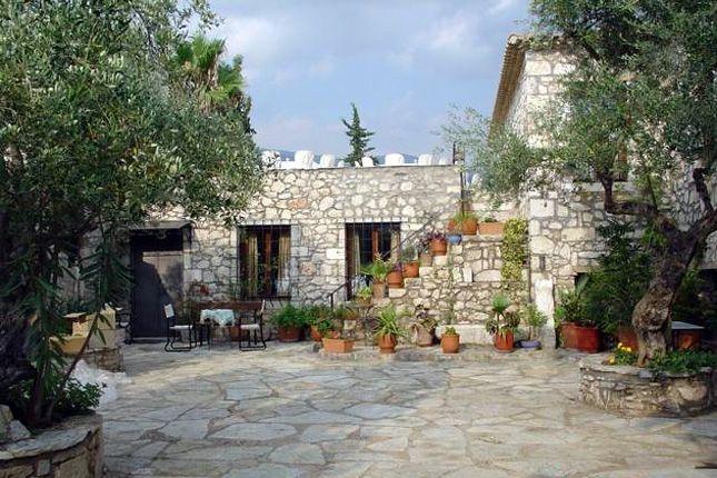 Das Mani-Sonnenlink Boutique Resort in Pyrgos ist das erste zertifizierte Biohotel Griechenlands.  www.mani-sonnenlink.