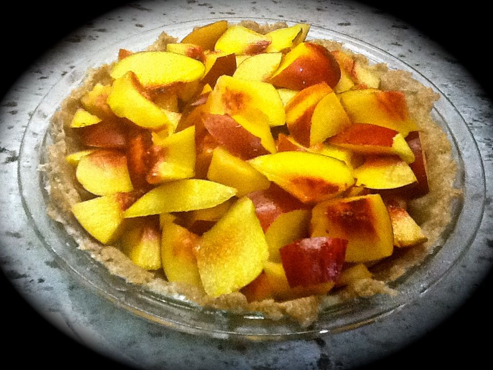 Nectarine Pie!