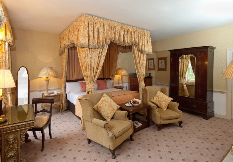 Bedroom | Menzies Woburn Flitwick Manor | Country House Hotel | Hotels in Woburn | Bedfordshire | Menzies Hotels
