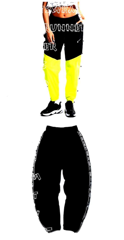 nike windrunner popper pants