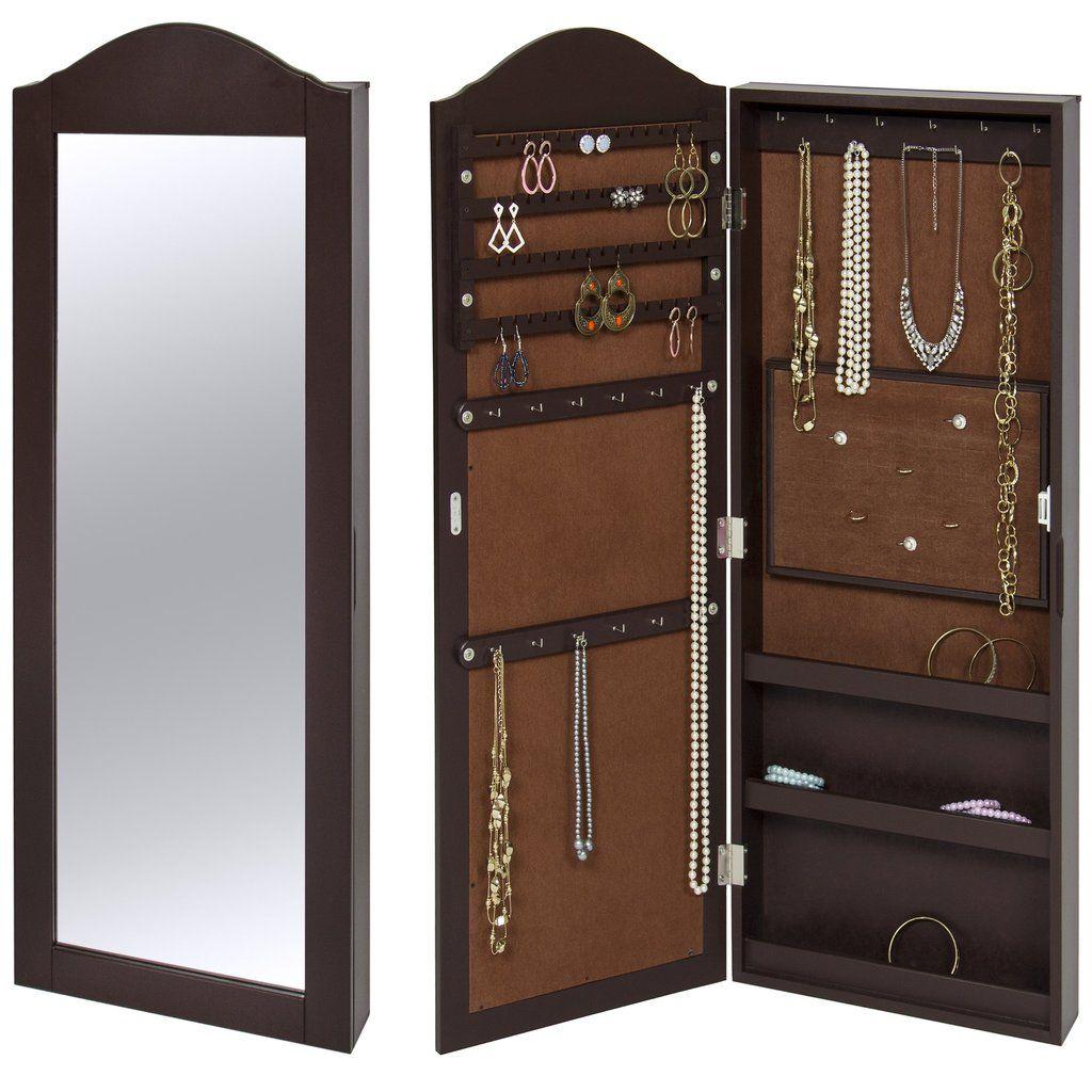 15+ Best wall mounted jewelry armoire ideas in 2021