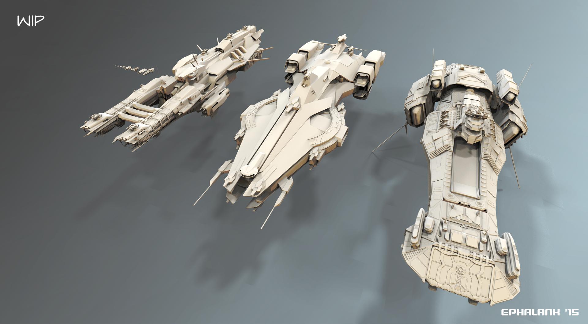 Carriersizing2 By Ephalanx D9mf3bi Png 1 920 1 058 Pixel Star Citizen Starship Design Concept Ships