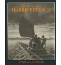 The Mysteries of Harris Burdick. Captivated me in primary school, and still sets my imagination alight today.