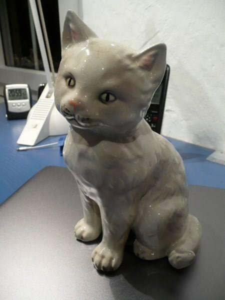 Keramos Wien sterreich Katze von 1962 in Buchberg kaufen bei ricardo.ch