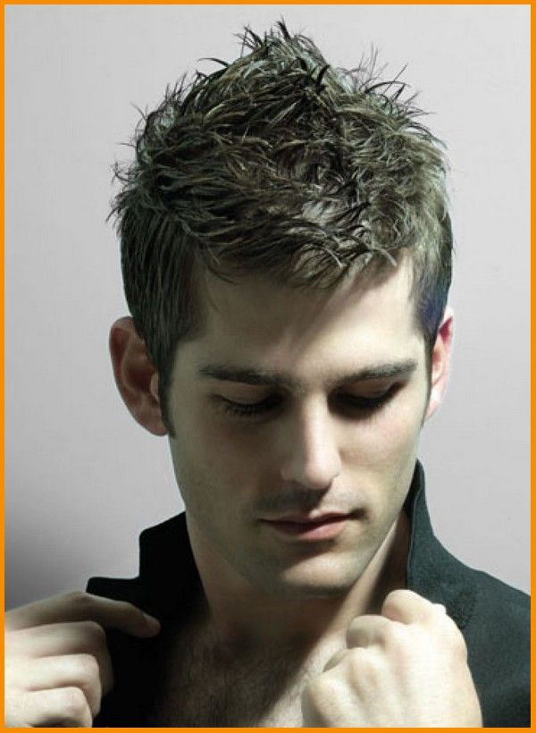 Short Men Haircuts For Fine Hair And Oval Faces Shorthair Menshairstyles Shorthaircuts