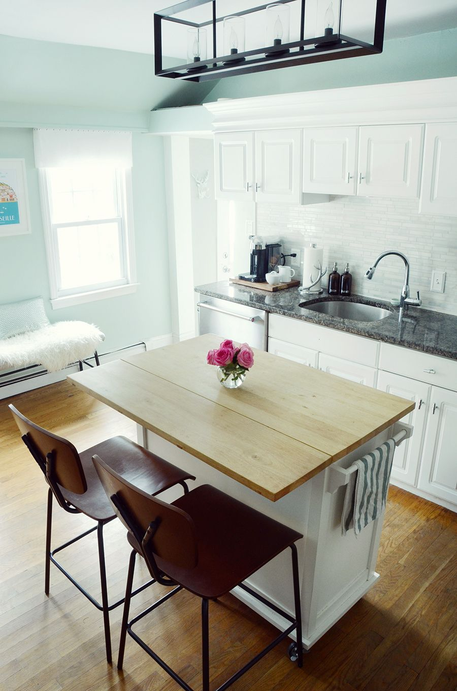 Budget Kitchen Makeover Before and After