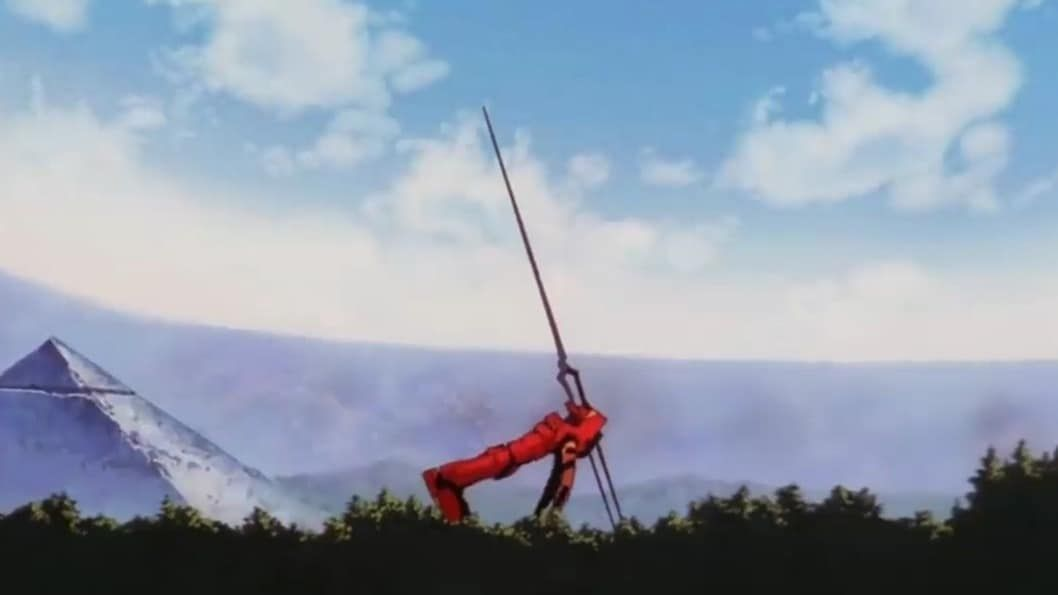 End Of Evangelion Neongenesisevangelion Screencast Neon Genesis Evangelion Evangelion Neon Evangelion