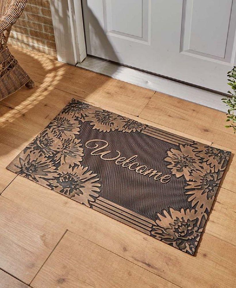 Welcome Door Mat Classic Nonslip Doormat Live Love Laugh Indoor Outdoor Decor Unbranded Country Rubber Door Mat Door Mat Decor