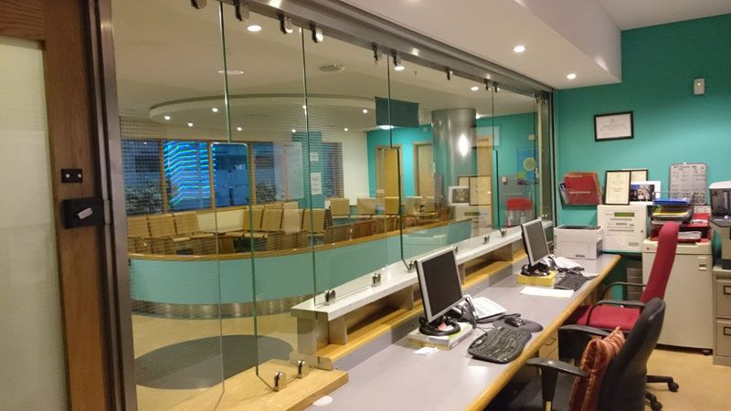 Image Result For Reception Counter Security Screens