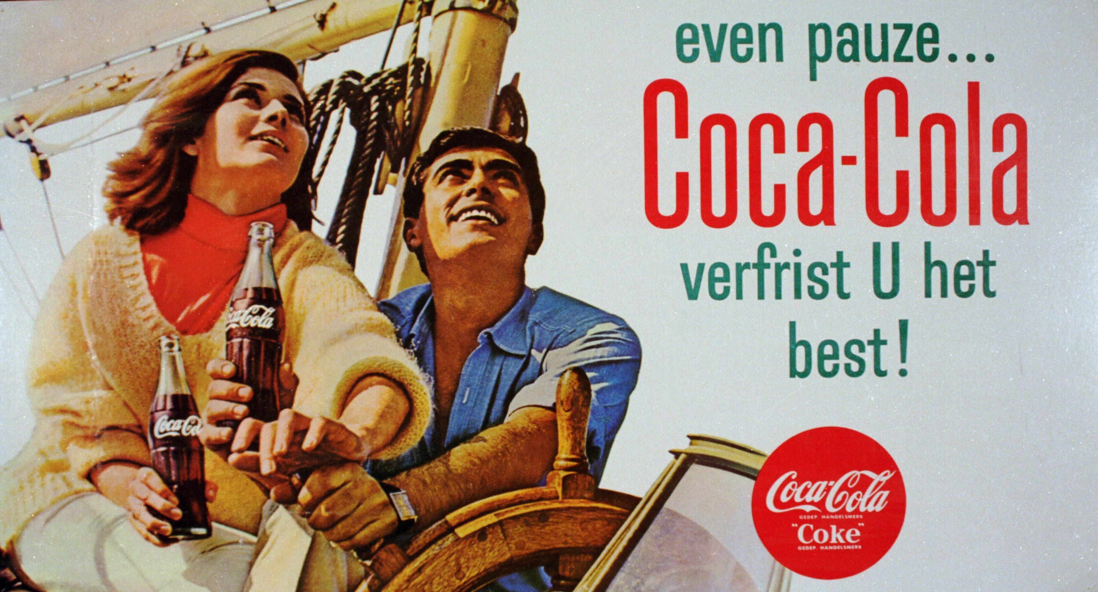 Unieke Expositie 125 Jaar Coca Cola  Hoorngids  De Nieuwsbron