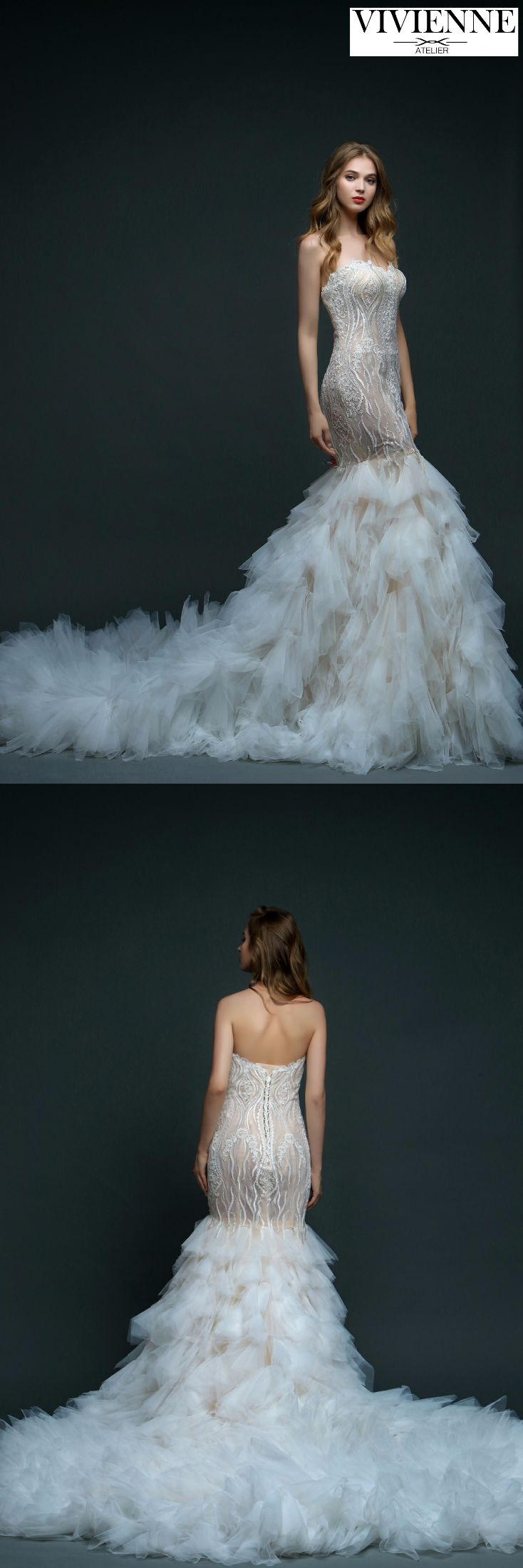 Janice. Have you ever seen so many beautiful wedding dresses in one ...