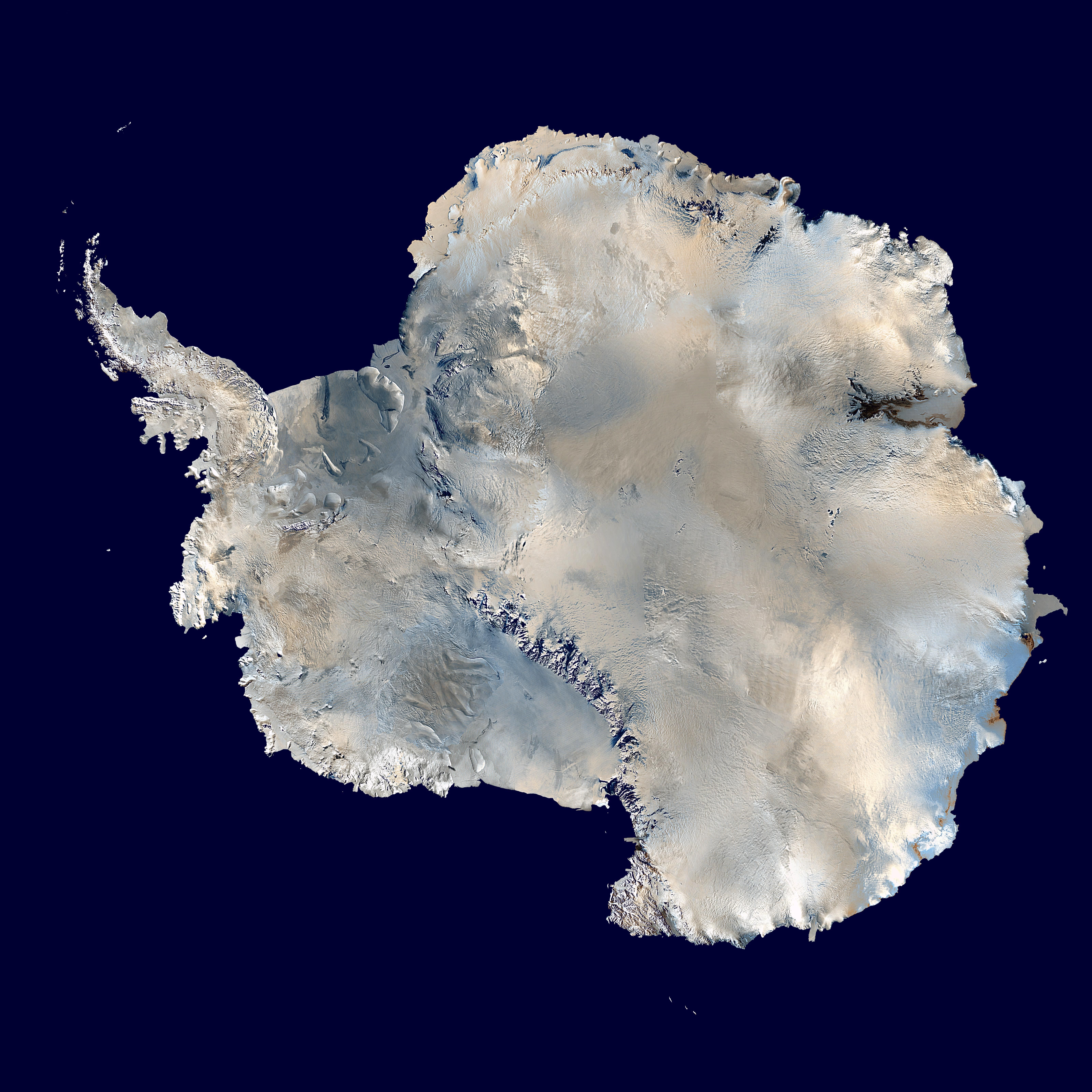 Fantastic Photo Of Antarctica Without Clouds From Blue Marble Coldest Place On Earth Antarctica Earth
