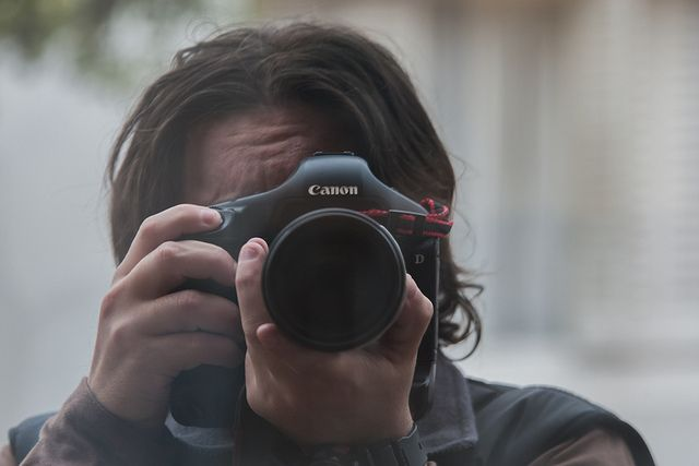 Autorretrato by :: Pablo Nuñez ::, via Flickr