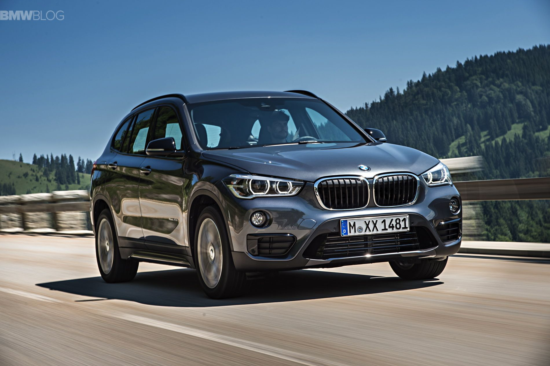 Video gallery of new BMW X1 - http://www.bmwblog.com/2015/07/20/video-gallery-of-new-bmw-x1/