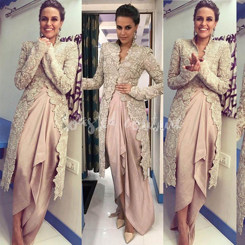 372808a696 Discover ideas about Anamika Khanna. shilpa shetty neha dhupia, celerbity  style, celebrity dresses ...