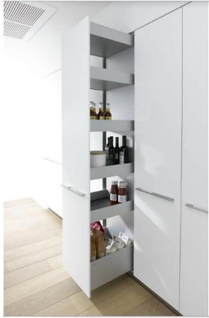 kitchen big sur in 2019 kitchen pantry cabinets larder unit rh pinterest com