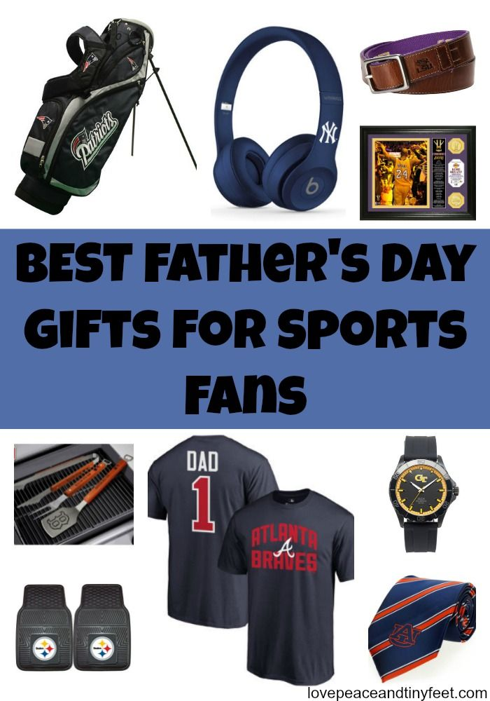 Best Fathers Day Gifts For Sports Fans And Fanatics Love Peace