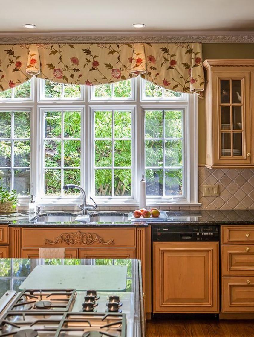30 kitchen window treatment ideas for decoration kitchen design rh pinterest at